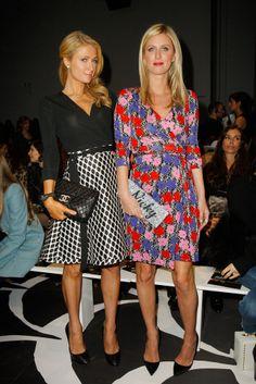 Paris and Nicki Hilton