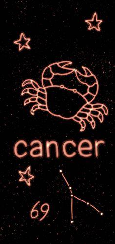 Cancer Zodiac Sign Wallpaper iPhone