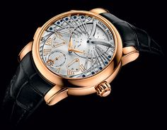 "Ulysse Nardin presents a world first : ""Stranger"" – the musical watch which meets the highest technical standards (PR/Pics http://watchmobile7.com/data/News/2013/03/130315-ulysse_nardin-stranger.html) (2/3)"