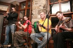 Tigh Coili  TRUE Irish music- not an American tourist sing-along..  Located right in the City Centre. Irish music sessions 7 nights a week at this family run pub. Popular with tourists and locals alike. Sessions at 6.30pm and 9.30pm