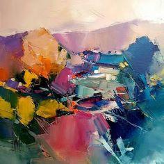 Por amor al arte: Hervé Lenouvel Abstract Landscape, Abstract Art, Akira, Bo Bartlett, Smoke Art, Herve, Photo Art, Art Decor, Contemporary Art