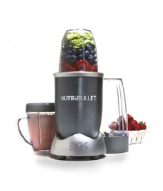 Nutribullet: If he's been talking about shaking up his workout routine, this is the gift for him
