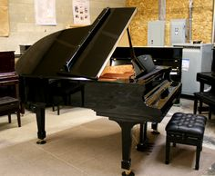 One of our amazing Hailun Grand 178 pianos!