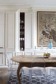 1000 images about eetkamer inspiratie on pinterest ikea dining rooms and id photo - Trendy deco eetkamer ...