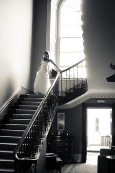 The staircase at Kilshane House. Wedding Pics, Wedding Shoot, Wedding Venues, Dream Wedding, Irish Wedding, Traditional House, Unique Weddings, Ireland, Brides