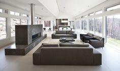 Modern Minimalist Home - Interior Design