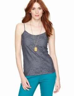 Lace Front Cami