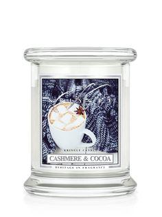 CASHMERE & COCOA Kringle Candle