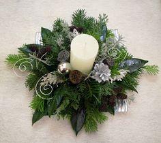 DECOFLOR virágdekoráció BLOG: Karácsonyi asztaldísz