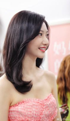 Jing Tian, Chinese Actress, Beauty Photos, Asian Beauty, Hair Cuts, Actresses, Long Hair Styles, Beautiful, Storage