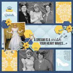 Britt-ish Designs Blog #Cinderella #Princess