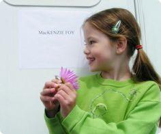 Mackenzie Foy kiddo