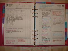 Perfekt dag-planner ?