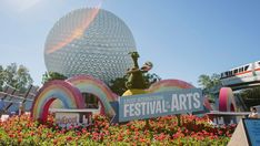 Epcot International Festival of the Arts: A Celebration of Art and Music