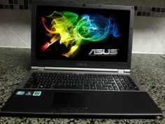 ASUS U56E-EBL8 Laptop by Asus. $799.00. ? Thin at just over an inch thick and lightweight at 5.6 pounds ? Outstanding battery life of nine hours* ? Roomy 640 GB hard drive stores volumes of digital files ? USB 3.0 port offers super-fast data transfers and downloads. The powerful and stylish ASUS U56E notebook is perfect for everyone from casual users to businesspeople. Its Intel Core i5 processor and 8 GB of RAM speed up multitasking and give you great multimedia performance, whi...