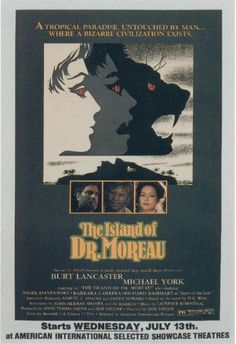 THE ISLAND OF DR.MOREAU ('77)