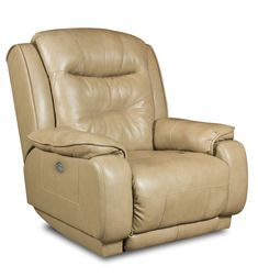 Crescent Power Headrest Wall Hugger Recliner | Southern Motion Furniture | Home Gallery Stores