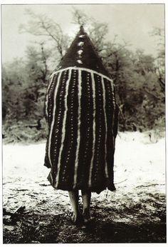 Selknam, Hain Ceremony, Tierra Del Fuego By Martin Gusinde, 1923