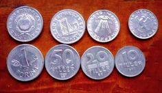 Apró Old Money, Coin Collecting, Pickle, Hungary, Budapest, Old Photos, Coins, Childhood, 1