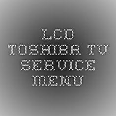 Lg Crt Tv Service Mode Code