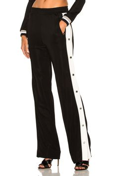 ALESSANDRA RICH Tracksuit Pants. #alessandrarich #cloth #