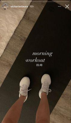 Sport Motivation, Fitness Motivation, Healthy Lifestyle Motivation, Fitness Goals, Creative Instagram Stories, Instagram Story Ideas, Academia Fitness, Estilo Fitness, Fitness Inspiration Body