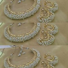 Learn more about Pandora Jewelry and the secret behind their amazing products and fashion accesories Jewelry Design Earrings, Gold Earrings Designs, Jewelry Accessories, Jewellery Designs, Indian Wedding Jewelry, Bridal Jewelry, Beaded Jewelry, Gold Jewellery, Jewelry Clasps