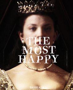 Fan Art of Six mottos for fans of Tudor History. Queen Anne Boleyn