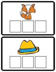 FREEBIE! CVC Word Work. Elkonin Boxes! Phoneme segmentation. |