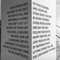 #quote #art #
