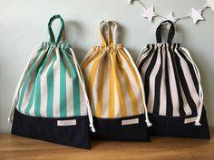 Diy Bags No Sew, Sachet Bags, Drawing Bag, Diy Backpack, Diy Bags Purses, String Bag, Boho Bags, Linen Bag, Purse Patterns