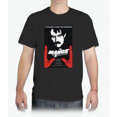 Manos Movie Poster Bee Movie - Mens T-Shirt