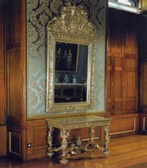 Silver box?: Windsor Castle -- some of the solid silver furniture.