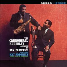 Cannonball Adderley - The Cannonball Adderley Quintet In San Francisco on LP