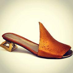 "The first work for me ""shoe-making"" subject: freemasons. Designer: Alaa Edris"