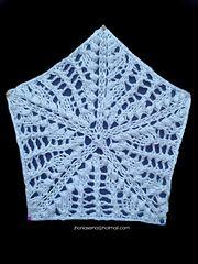 pentagono knit tejido en 5 agujas por jhon laserna. https://www.facebook.com/groups/jhonlaserna/