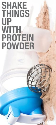 Here are some great tips if you're thinking of adding protein powder to your diet.