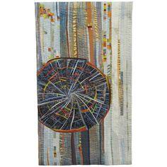 tree quilts by jean wells @Christie Moffatt Moffatt Moffatt R Caroline (Caroline Lefebvre)