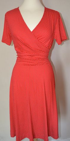 Vintage inspired Dresses at CEE Chic Red and White by CEEChic, £65.00