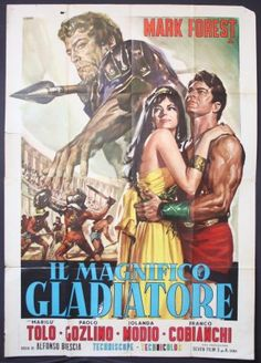 Il magnifico gladiatore (1964) (The Magnificent Gladiator)