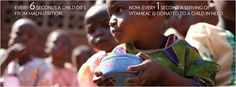 A child can still die with a full belly. It's called malnourishment. Solutions: VitaMeal--it's complete nutrition and 1 bag feeds a child for 30 days. Age Progression, World Hunger, Complete Nutrition, Children In Need, Nu Skin, Helping People, Anti Aging, Education, Effort