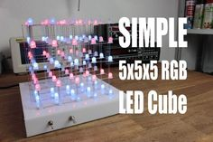 The programming is pretty simple due to the FastLED library. #prettylights