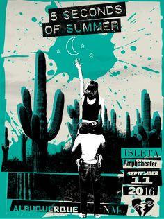 Albuquerque 5SOS concert