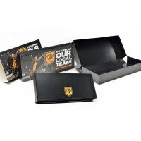 Hull City FC Season Pass Presentation Box