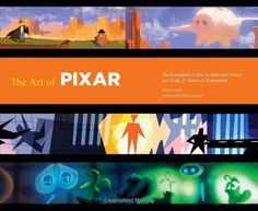 Art of Pixar: 25th Anniversary: The Complete Color Scripts and Select Art from 25 Years of Animation de John Lasseter, http://www.amazon.es/dp/0811879631/ref=cm_sw_r_pi_dp_wcX1sb1HHB5WA