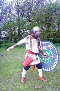 Roman Plumbatarii (dart-thrower)