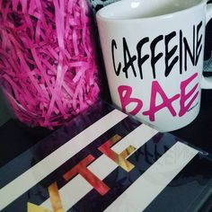 Grab your #caffeinebae mug @MyAugustPink today and while you sip, write out WTF cards to your friends. Visit our PINK WINTER BLISS collection today. Grab pretty stuff today. #MyAugustPink #giftideas #ecommerce #onlineshopping #startup #pink #stationery #decor #giftideas #caffeine #coffee #tea #womeninbusiness #mug #mugs #bae #women #wtf #notecards #paper