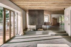 Una cabaña contemporánea en Los Alpes tiroleses | Decorar tu casa es facilisimo.com
