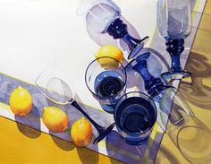 Janice Sayles - Sunlit Hyperrealistic Art, Composition Design, Roman Art, Photorealism, Japanese Design, Environmental Art, Art Classroom, Art Activities, Color Theory