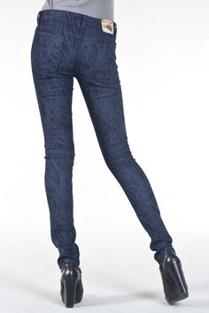 just put a friend in these, gorgeous on!!! so soft, higher in back too.  great great fit!  Vault Denim Online Jean Party - Emerson Edwards